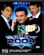 Footy Show Best Of 2004 (AFL) on DVD