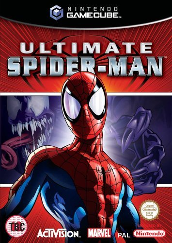 Ultimate Spider-Man for GameCube