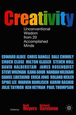 Creativity by Herbert M. Meyers image