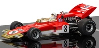 Scalextric: Legends Team Lotus 72 - Tony Trimmer - Slot Car