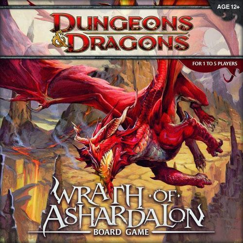 Wrath of Ashardalon: A D&D Boardgame (4th Edition D&D)
