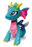 Glitter Shine Dragons: Sea Sparkle Dragon Plush