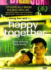 Happy Together on DVD