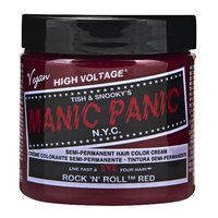 Manic Panic Semi-Permanent Hair Colour Cream - Rock 'N' Roll Red