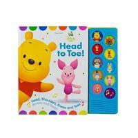 Disney Baby Play-a-Sound – Head to Toe!