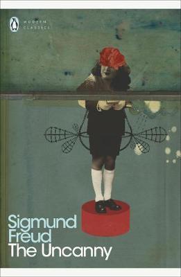 The Uncanny by Sigmund Freud image