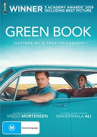 Green Book on DVD