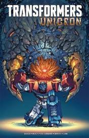 Transformers Unicron by John Barber