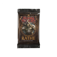 Flesh and Blood TCG: Welcome to Rathe Booster Box image