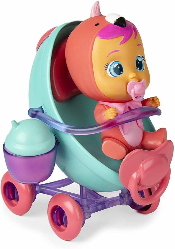 Cry Babies Magic Tears Fancy's Vehicle Playset