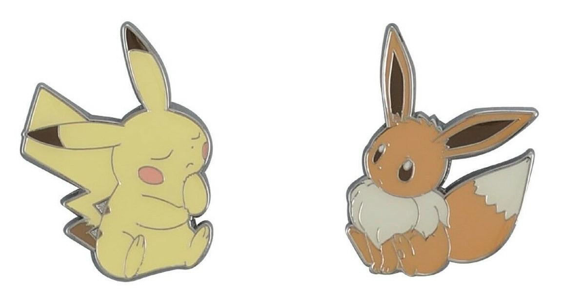 Pokemon: Pins Day 3 (Set of 2) image