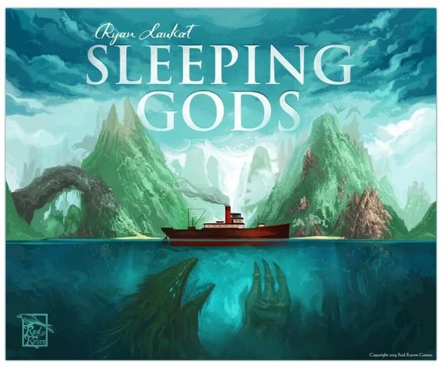 Sleeping Gods - Board Game