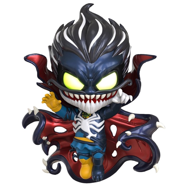 Spider-Man Maximum Venom: Venomized Doctor Strange - Cosbaby Figure