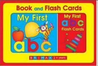 My First Letters Book and Flashcards image