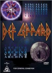 Def Leppard - Visualize, Vide Archive on DVD