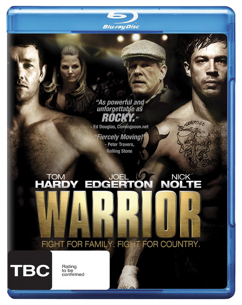 Warrior on Blu-ray image