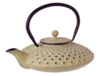 Earth Cast Iron Teapot -770ml