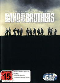 Band of Brothers on DVD