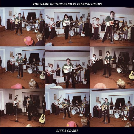 The Name Of This Band Is Talking Heads by Talking Heads image