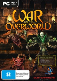 War for the Overworld for PC Games