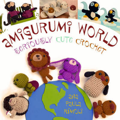Amigurumi World by Ana Paula Rimoli image