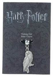 Harry Potter Charm - Hedwig the Owl (silver plated) image