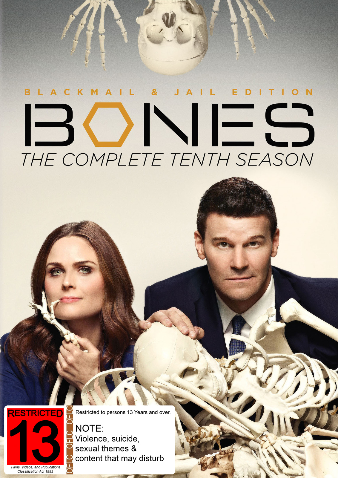 Bones - The Complete Tenth Season on DVD image