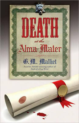 Death at the Alma Mater: Bk. 3 by G.M. Malliet image