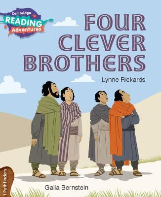 Four Clever Brothers 1 Pathfinders by Lynne Rickards