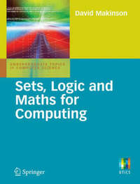 Sets, Logic and Maths for Computing by David Makinson image