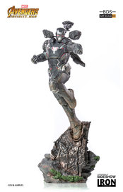 Avengers: Infinity War - 1/10 War Machine - Battle Diorama Statue