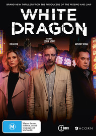 White Dragon - The Complete First Season on DVD
