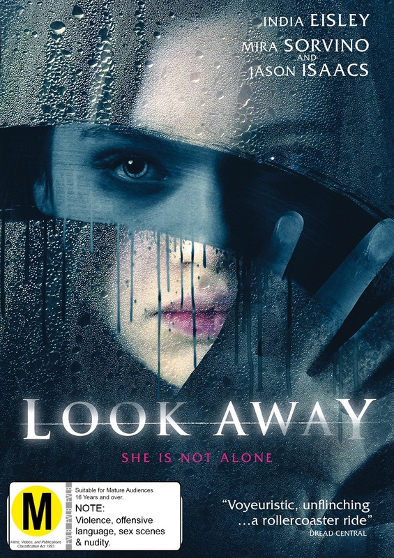 Look Away on DVD