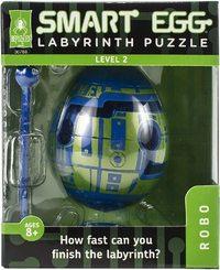 Smart Egg: Labyrinth Game - Robo