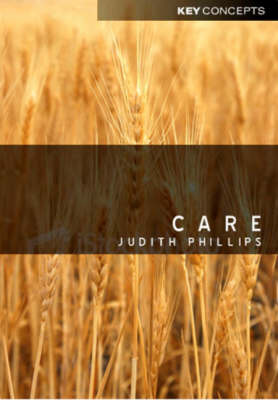 Care by Judith Phillips image