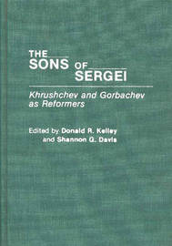 The Sons of Sergei by Shannon Davis