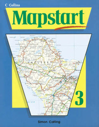 Collins Mapstart by Simon Catling image