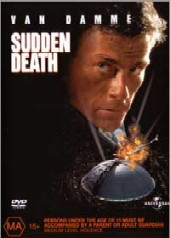 Sudden Death on DVD