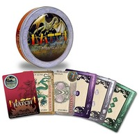 Dragonology Hatch Card Game (Gift Tin) image
