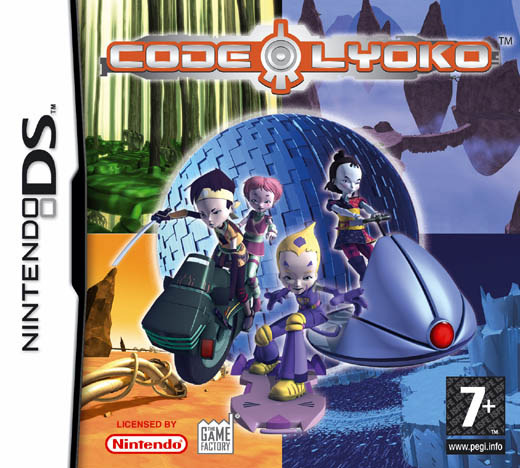 Code Lyoko for Nintendo DS