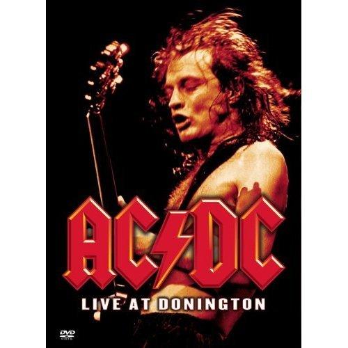 AC/DC - Live At Donington  on DVD