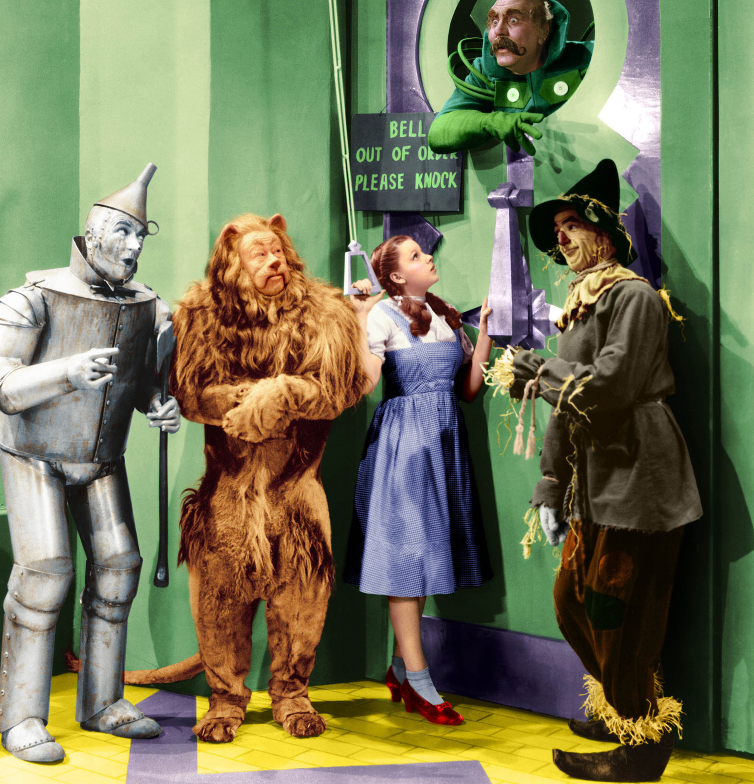 The Wizard of Oz on DVD image