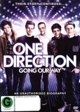 One Direction: Going Our Way DVD