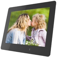 "JCMatthew: 8"" Digital Photo Frame Ultra Slim"