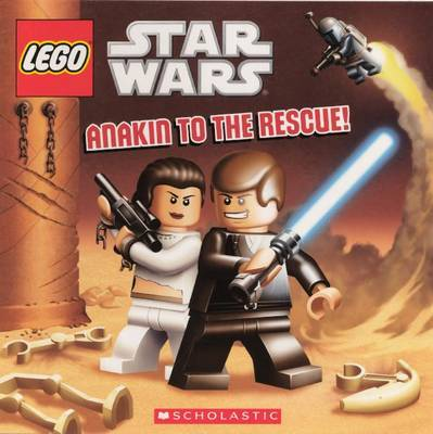 Lego Star Wars Anakin to the Rescue by Ace Landers