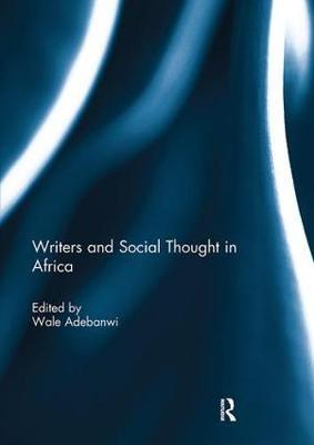 Writers and Social Thought in Africa image