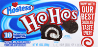 Hostess: Ho Ho's (283g) - 10 Pack