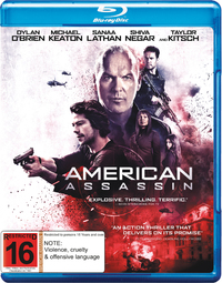 American Assassin on Blu-ray