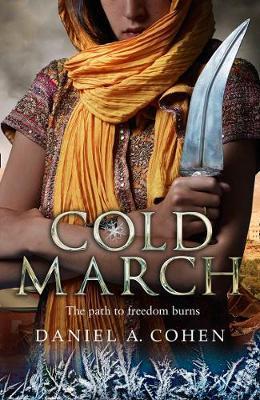 Coldmarch by Daniel A Cohen image