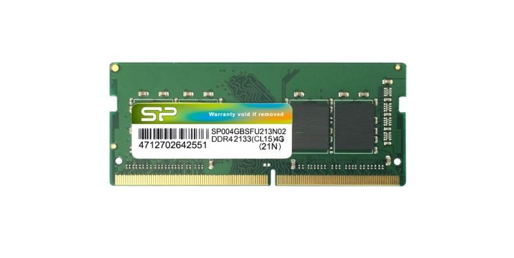Silicon Power 8GB DDR4 2400MHz Laptop RAM